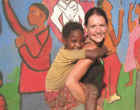 Freiwilligenarbeit Sambia