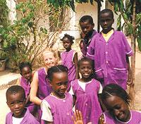 Freiwilligenarbeit Senegal